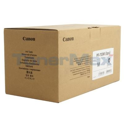 CANON PFI-703M INK TANK DYE MAGENTA